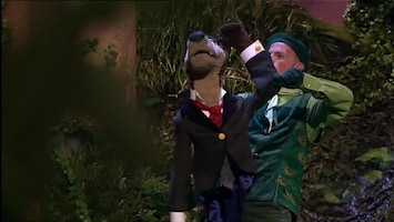 Sprookjesboomfeest De fakir en de tuinman