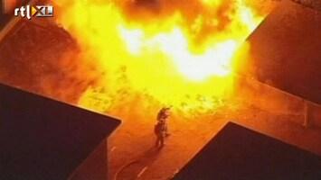 RTL Nieuws Pyromaan Los Angeles opgepakt