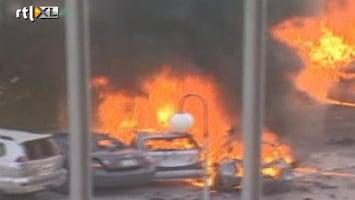 RTL Nieuws Autobommen bij Libisch hotel
