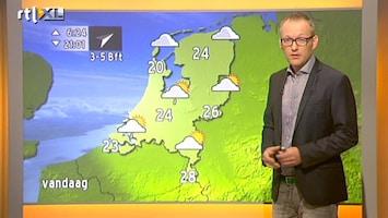 RTL Nieuws Lekker warm en overwegend droog