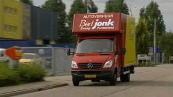 RTL Transportwereld Bert Jonk Autoverhuur