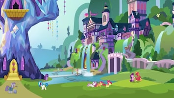 My Little Pony Ontworteld
