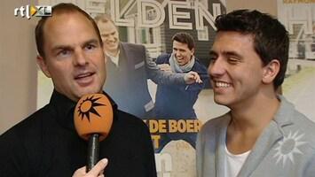 RTL Boulevard Jan Smit en Frank de Boer over vriendschap