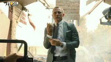 RTL Boulevard Trailer van James Bond: Skyfall