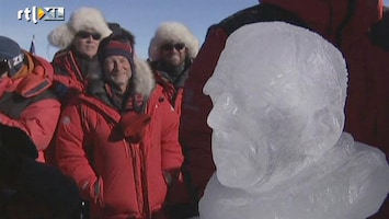 RTL Nieuws Zuidpool viert 100ste verjaardag