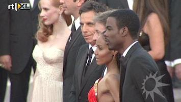 RTL Boulevard Wilde boel op het Cannes Film Festival