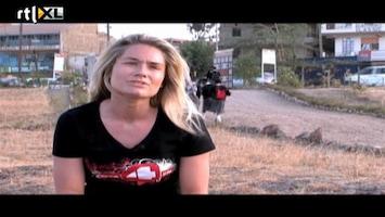RTL Boulevard Nikkie Plessen zegt glamour leven tijdelijk vaarwel