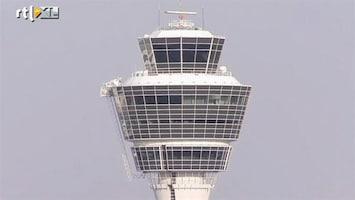 RTL Nieuws Staking op Duitse vliegvelden