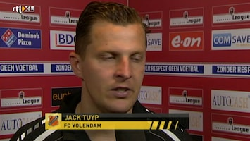 Rtl Voetbal: Jupiler League - Afl. 15