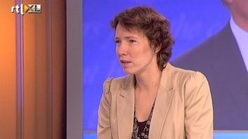 RTL Nieuws 'Romney is boven zichzelf uitgestegen'