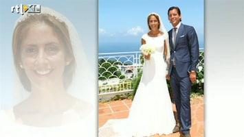 RTL Boulevard Styliste Dani Bles getrouwd