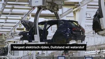 Redt de waterstofauto de Duitse economie?