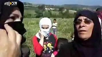 RTL Nieuws Vluchtelingen Syrië welkom in Turkije