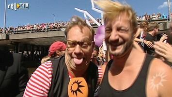 RTL Boulevard Verslag van Gay Pride 2013