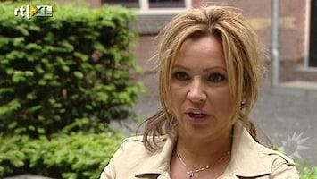 RTL Boulevard Tatjana gaat hokken met haar nieuwe vlam