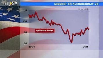RTL Z Nieuws 12:00 Markt kijkt reikhalzend uit naar cijfers werkgelegenheid MKB VS