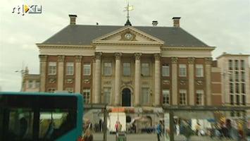 RTL Nieuws Bestuurscrisis Groningen om aanleg tram