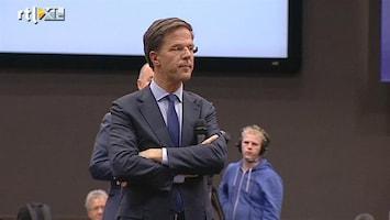 RTL Nieuws Rutte erkent fouten in commotie rond zorgpremie
