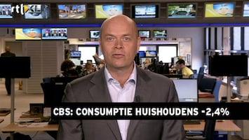 RTL Nieuws Mathijs Bouman: het duurt nog wel even voor consument meer uitgeeft