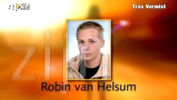 Editie NL Bosjongen Robin wilde weg