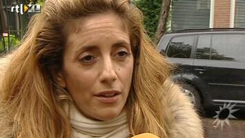 RTL Boulevard Danie Bles over afgebrand huis moeder