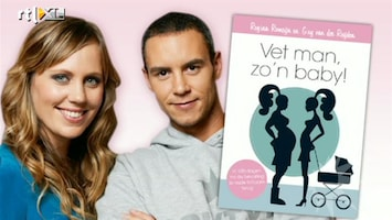RTL Boulevard Regina Romeijn schrijft boek over zwangerschapskilo's