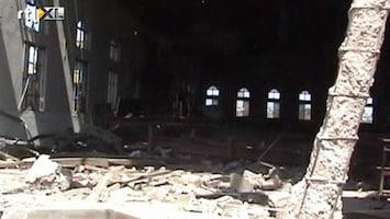 RTL Nieuws Veel doden bij zelfmoordaanslag op kerk in Nigeria