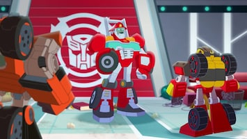 Transformers Rescue Bots Academy - Afl. 28