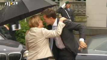 RTL Nieuws Eredoctoraat voor Angela Merkel in Nijmegen