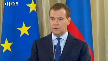 RTL Nieuws Rusland zet deur voor Cyprus op een kier