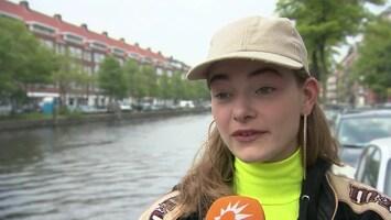 Emma Wortelboer is klaar om de punten te geven