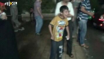 RTL Nieuws Beelden van mogelijke gifaanval Syrie
