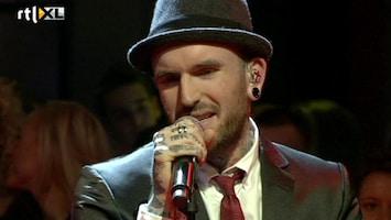 All You Need Is Love Optreden Ben Saunders