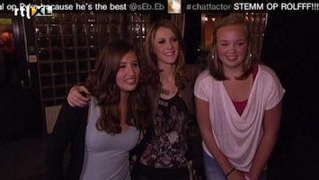 X Factor Meet & Greet met Jessica
