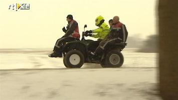 RTL Nieuws Nog hoop dat vermiste schaatser leeft