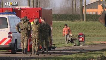 RTL Nieuws Nog meer bompakketjes in Geertruidenberg