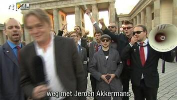 RTL Nieuws Creatief campagne voeren in Duitsland