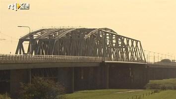 RTL Nieuws Smalle brug ramp voor tractors