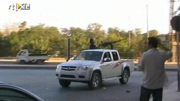 RTL Nieuws Syrische opstandelingen proberen staatstelevisie te heroveren