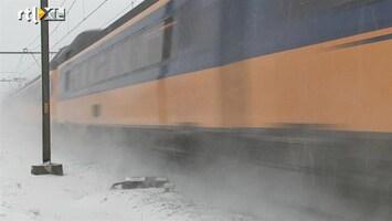 RTL Nieuws 'NS moet minder vaak winterdienstregeling inzetten'