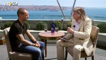 Derksen & ... 'Jeugdopleiding Ajax was hard'