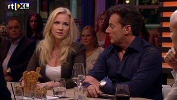 "RTL Late Night ""Gordon moet minder coce gebruiken"""