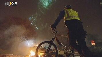RTL Nieuws Nieuwjaar door de ogen van hulpverleners