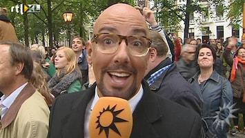 RTL Boulevard Prinsjesdag met Maik de Boer
