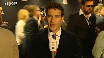 RTL Nieuws Sterren op de rode loper bij Nederlands Filmfestival
