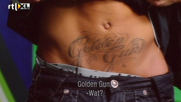 Oh Oh Cherso - Bad Boy Heeft Een Golden Gun