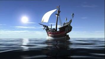Piet Piraat - Goudstukken Gestolen