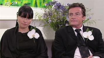 RTL Boulevard Albert interviewt Sanne en Johnny Kraaijkamp