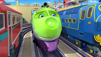 Chuggington - Brewsters Kraantraining