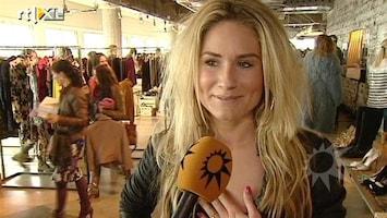 RTL Boulevard Danie Bles en Nikki Plessen geven kledingkast tips